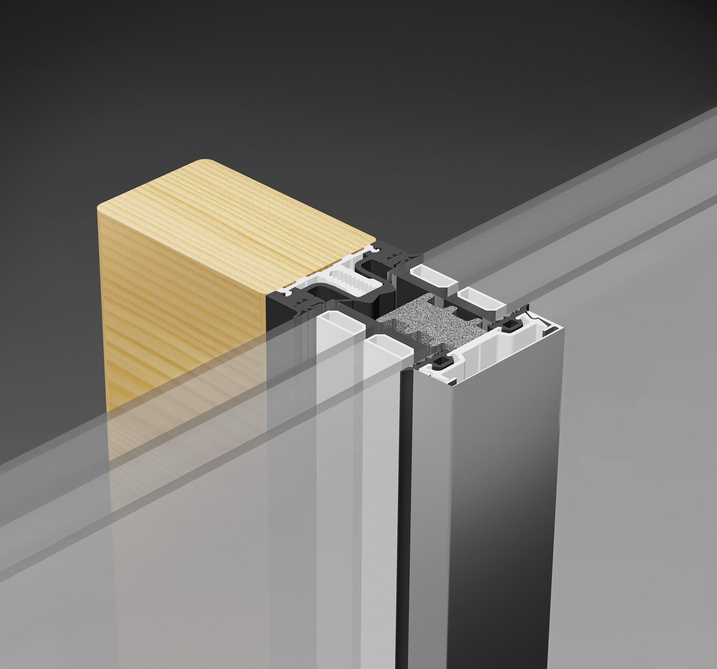 Raico Therm Timber By Raico Bautechnik Archello