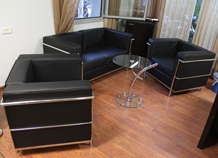 Seating Corner in the office