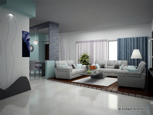 Residential Interior Designing Bangalore Jyothi S 4 Bhk Apartment Ashwin Architects Media Photos And Videos 2 Archello