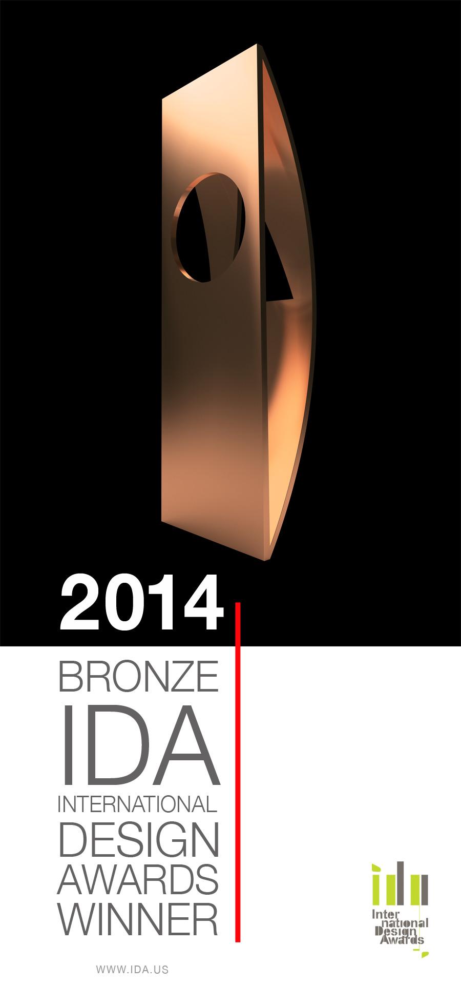 Winner   IDA Bronze - Architecture Category, Conceptual Sub-Category