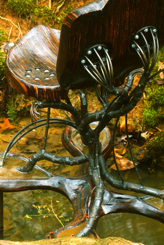 Captivating Mangrove Chair