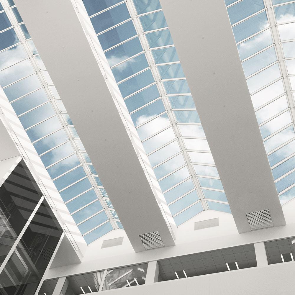 VELUX modular skylight system