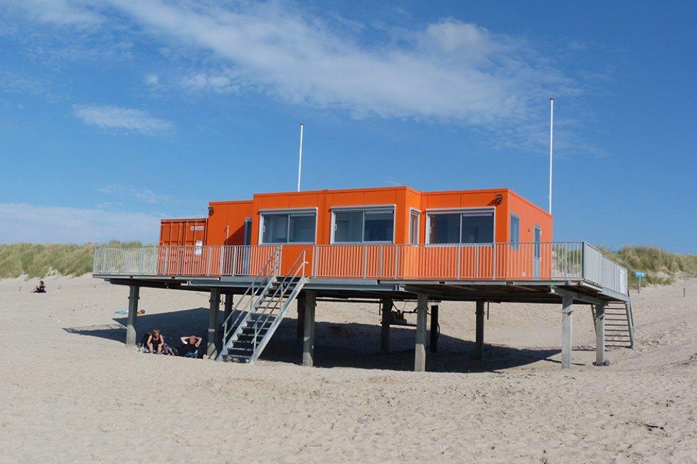 Reddingsbrigade Callantsoog The Netherlands