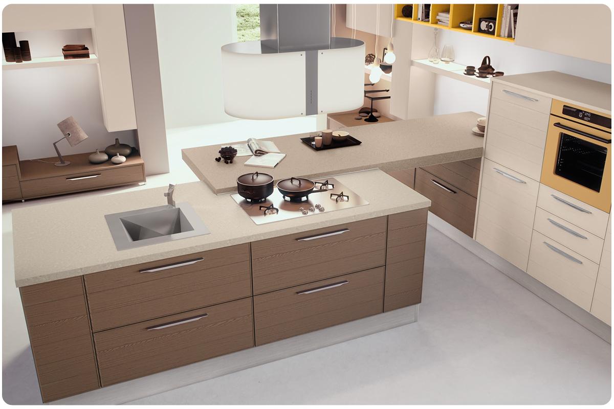 Quartz surface by okite archello - Top cucina okite ...