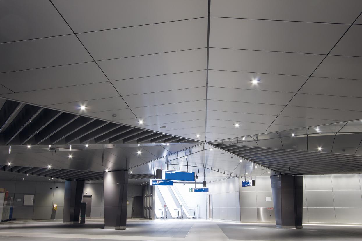 XLnt Acoustical Ceiling