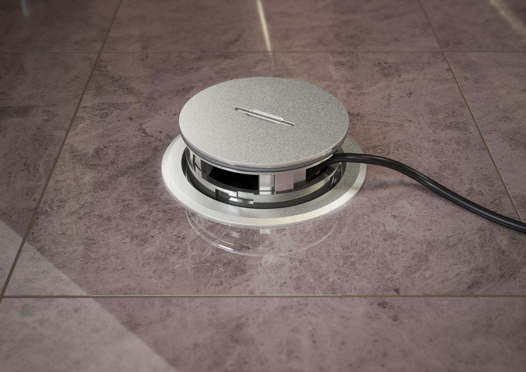 GES R2 floor sockets
