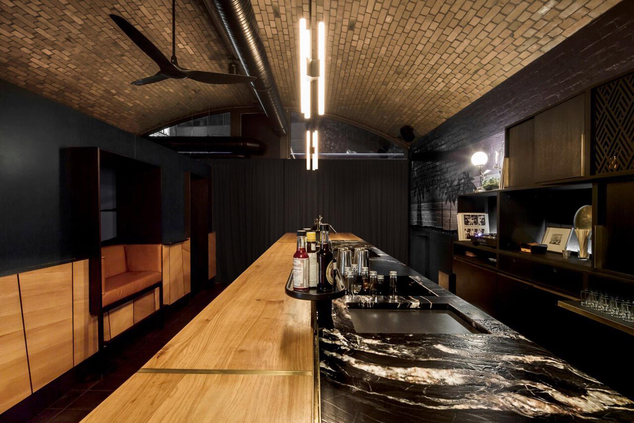Фото дизайн помещений в подвале бара