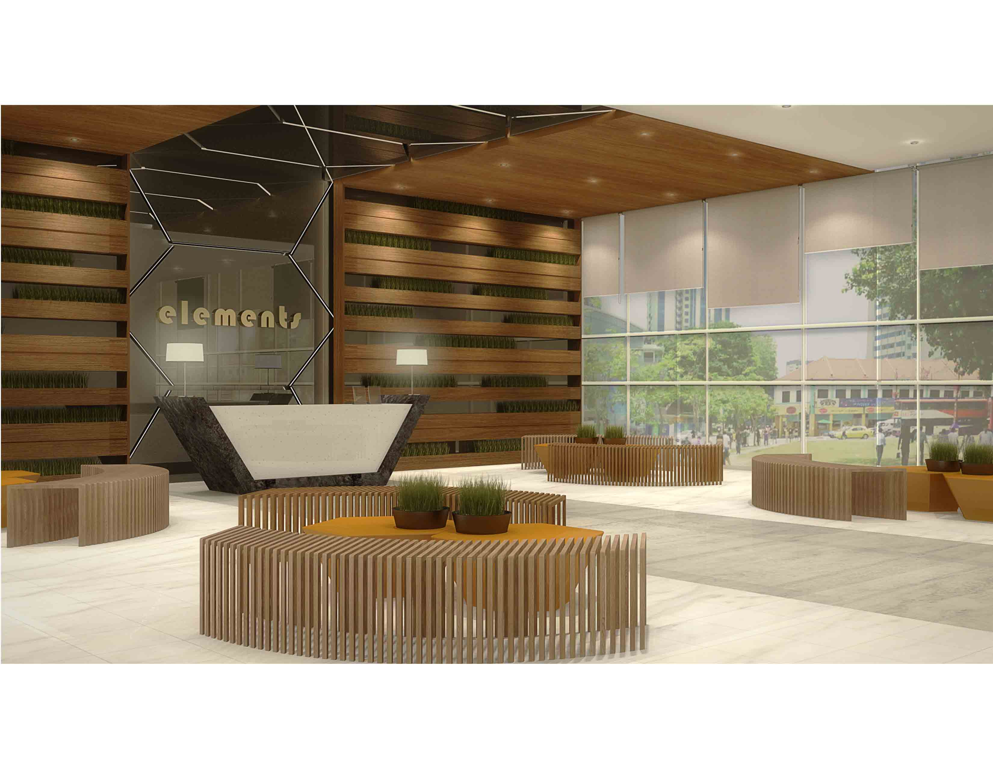 Elements Luxury Flats