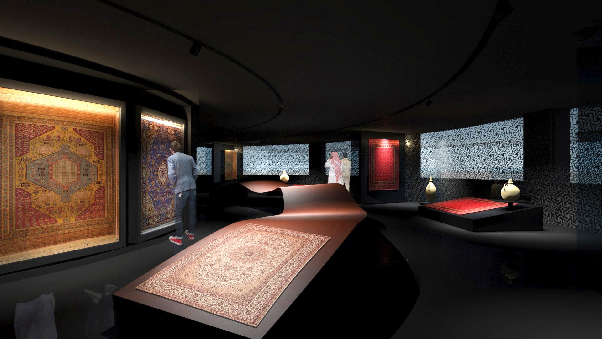 Carpet Museum by dDesign - Penny Eleftheriou Dimitra Papafilippou