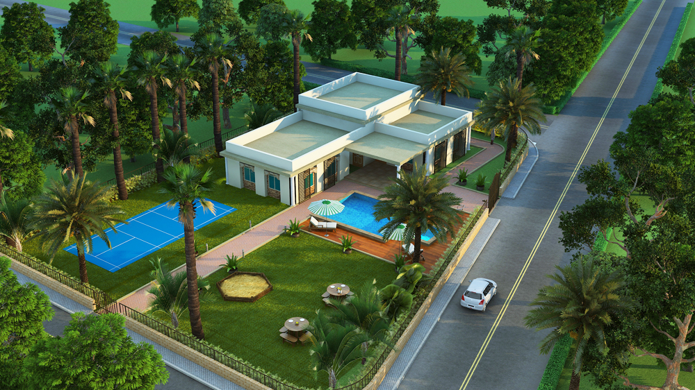 Architectural modeling services