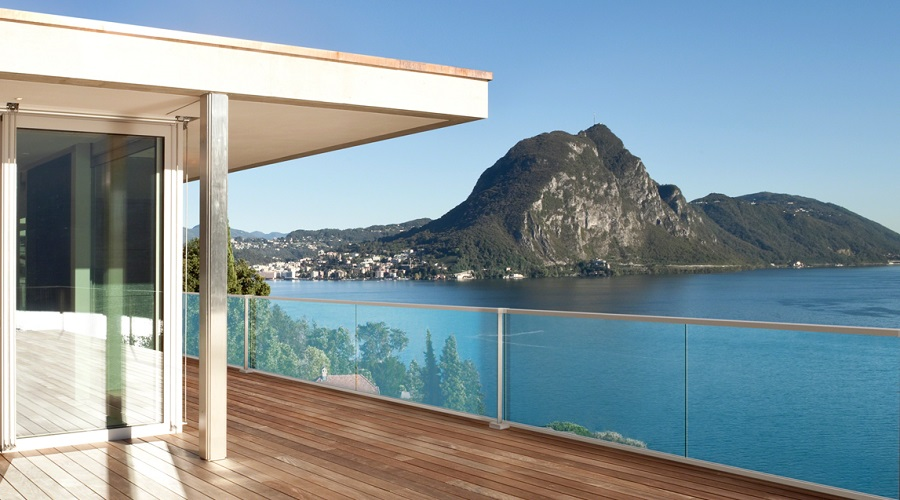 Outdoor railing systems