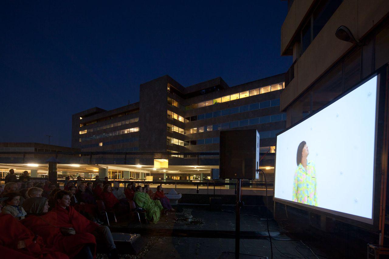 Architecture Film Festival Rotterdam 2013