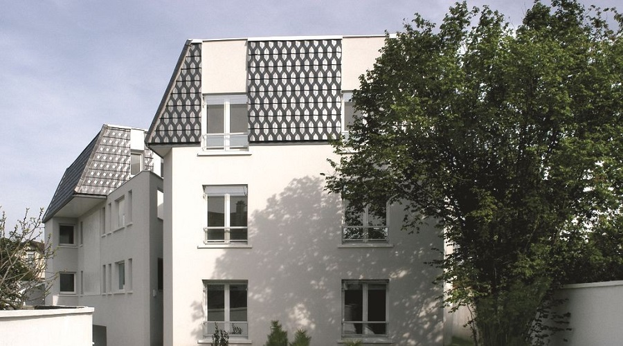 eco+tiles - thermal insulation roof tiles by LITAGG