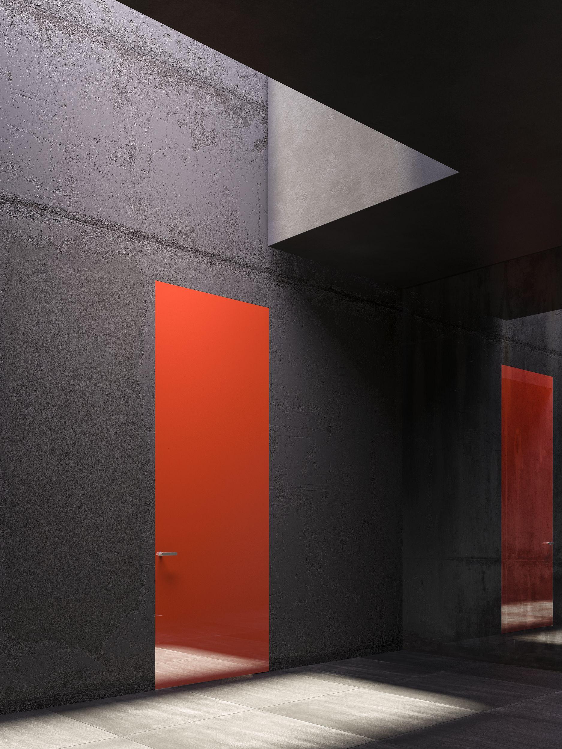 Alba – INFINITO Hinged door