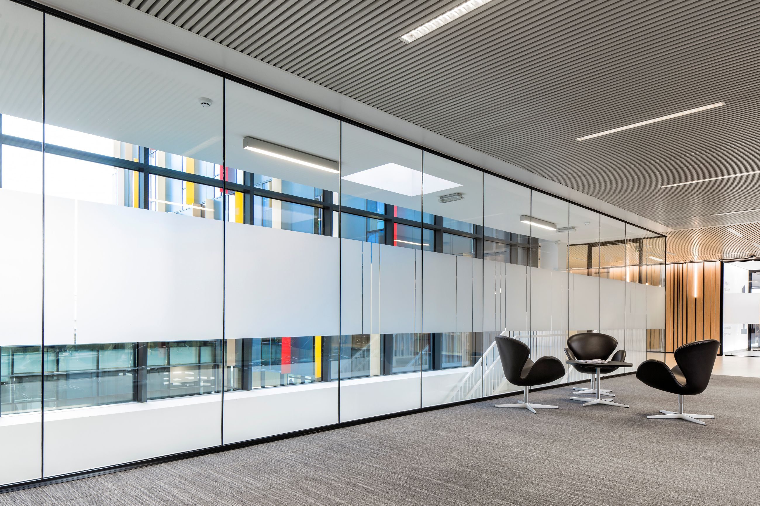Fire resistant glazed walls, CONCEPT 60