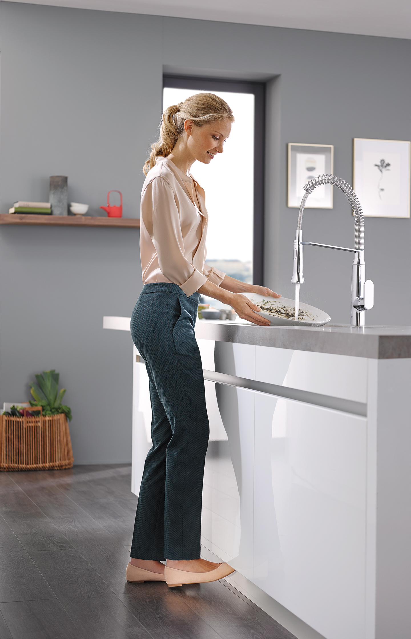 Grohe Foot Control