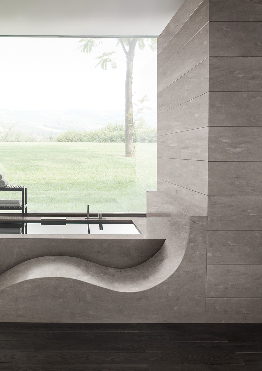 DuPont™ Corian® Concrete Collection