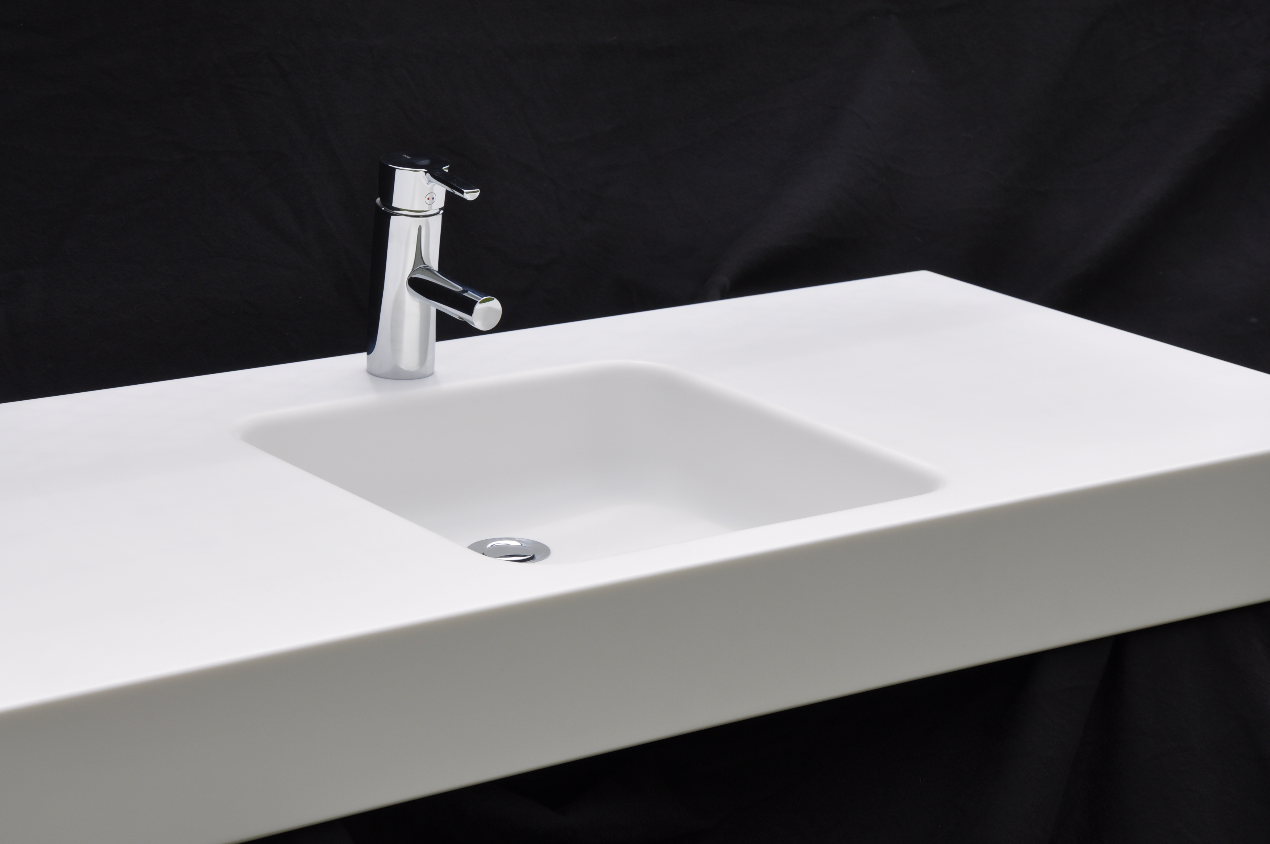 Solid Surface Wastafel : Marlan solid surface by polylac holland b v archello