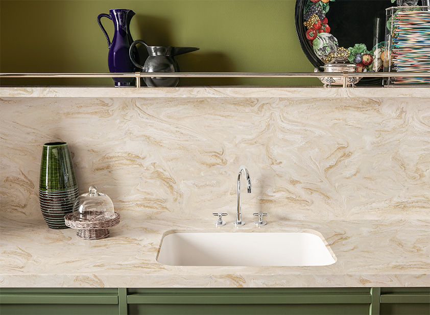 DuPont™ Corian® Prima Collection