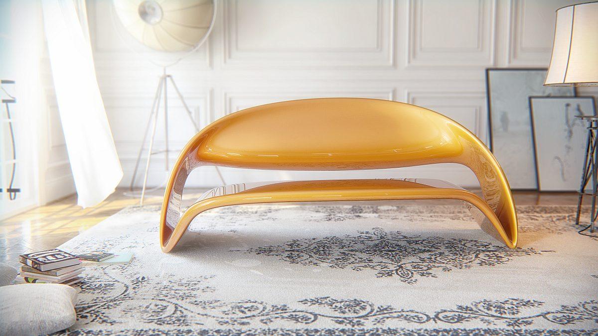 Lyubkka Seating by Nüvist