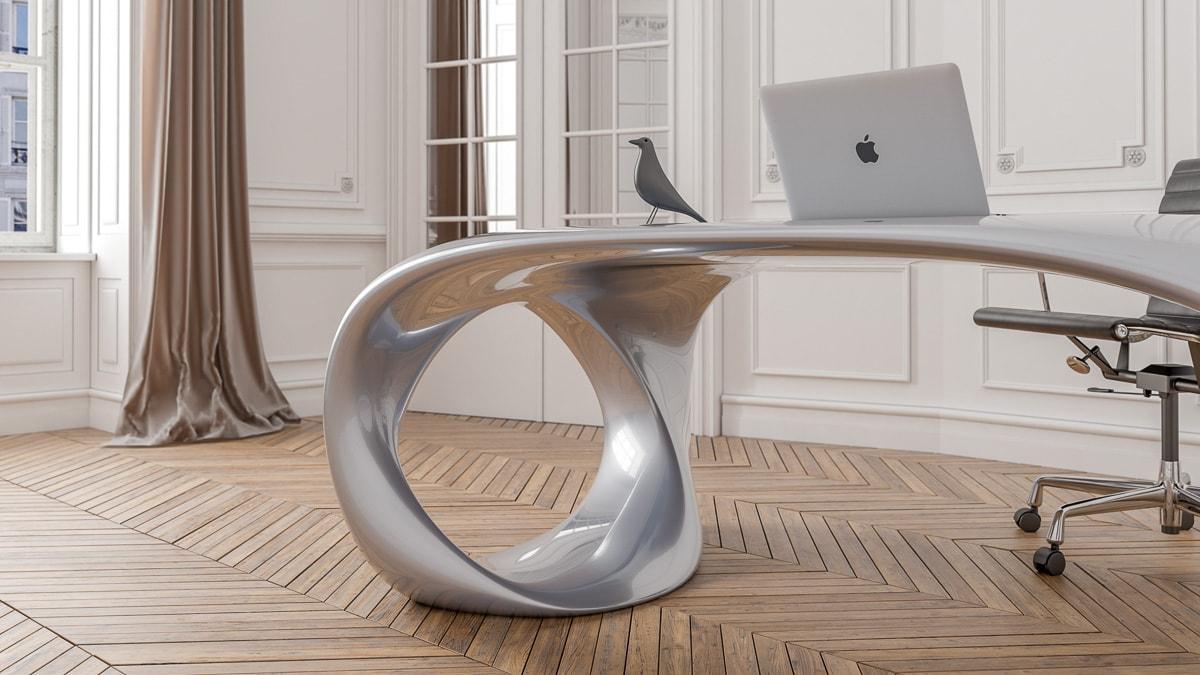 Runa Desk by Nüvist