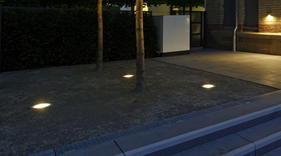 In-ground lights