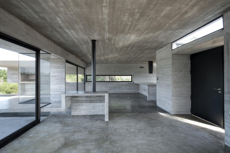 Cool Concrete Floors   Archello