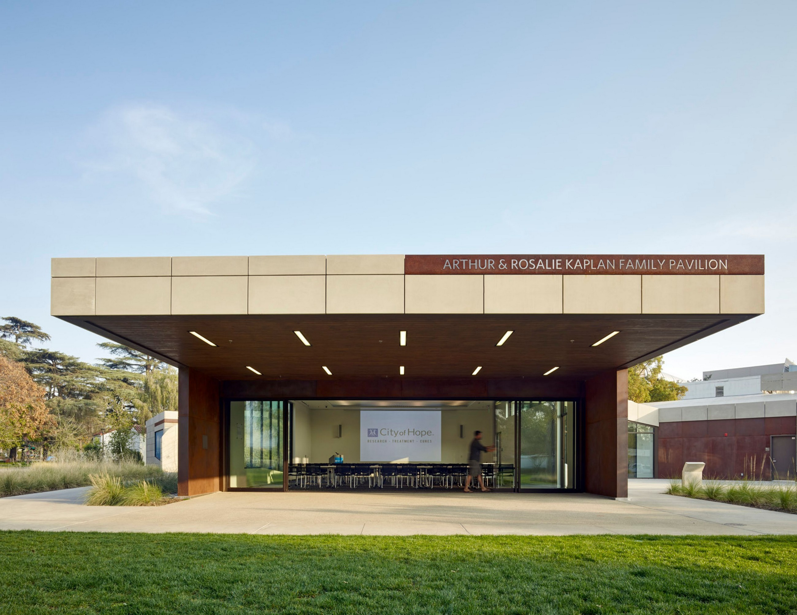 Gallery Of Kaplan Family Pavilion At City Of Hope Manual Guide