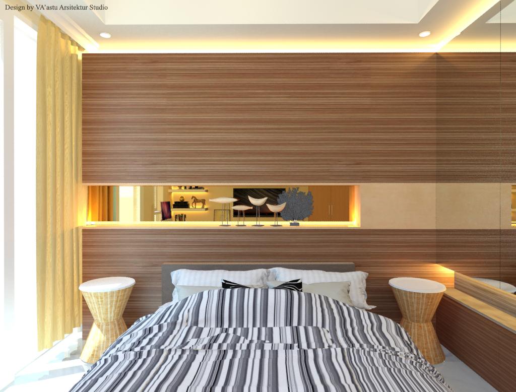 Modern Guest Bedroom . Indonesia | VA\'astu Architecture ...