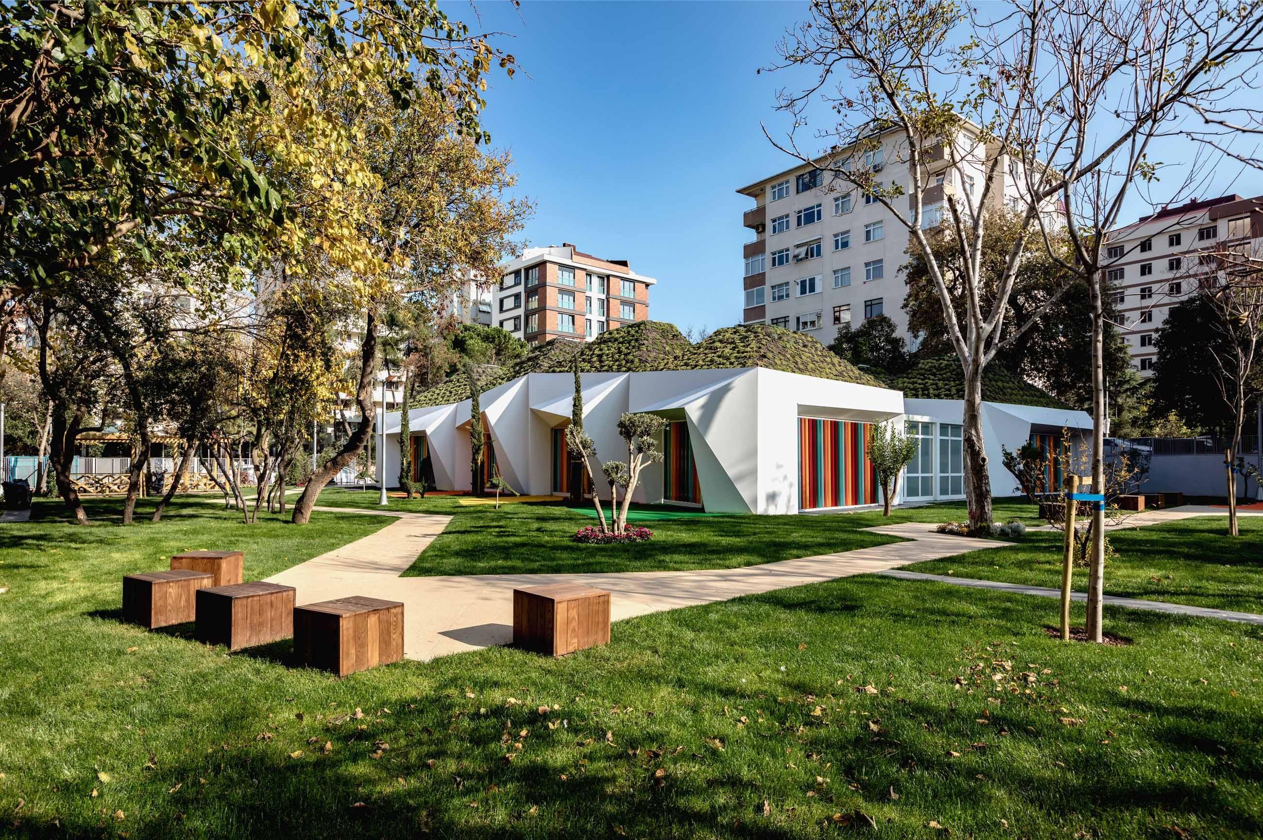 Bahriye Üçok Kindergarten | DILEKCI ARCHITECTS