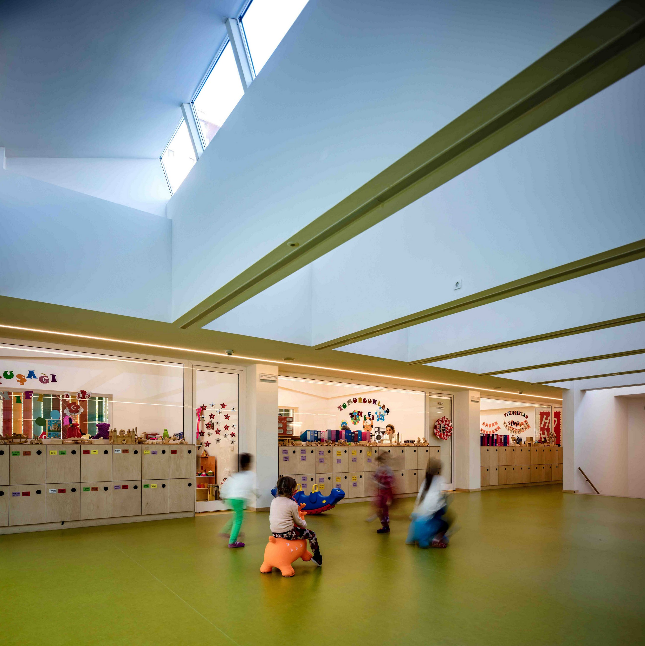 Bahriye Üçok Kindergarten | DILEKCI ARCHITECTS | Media - Photos and Videos  - 8