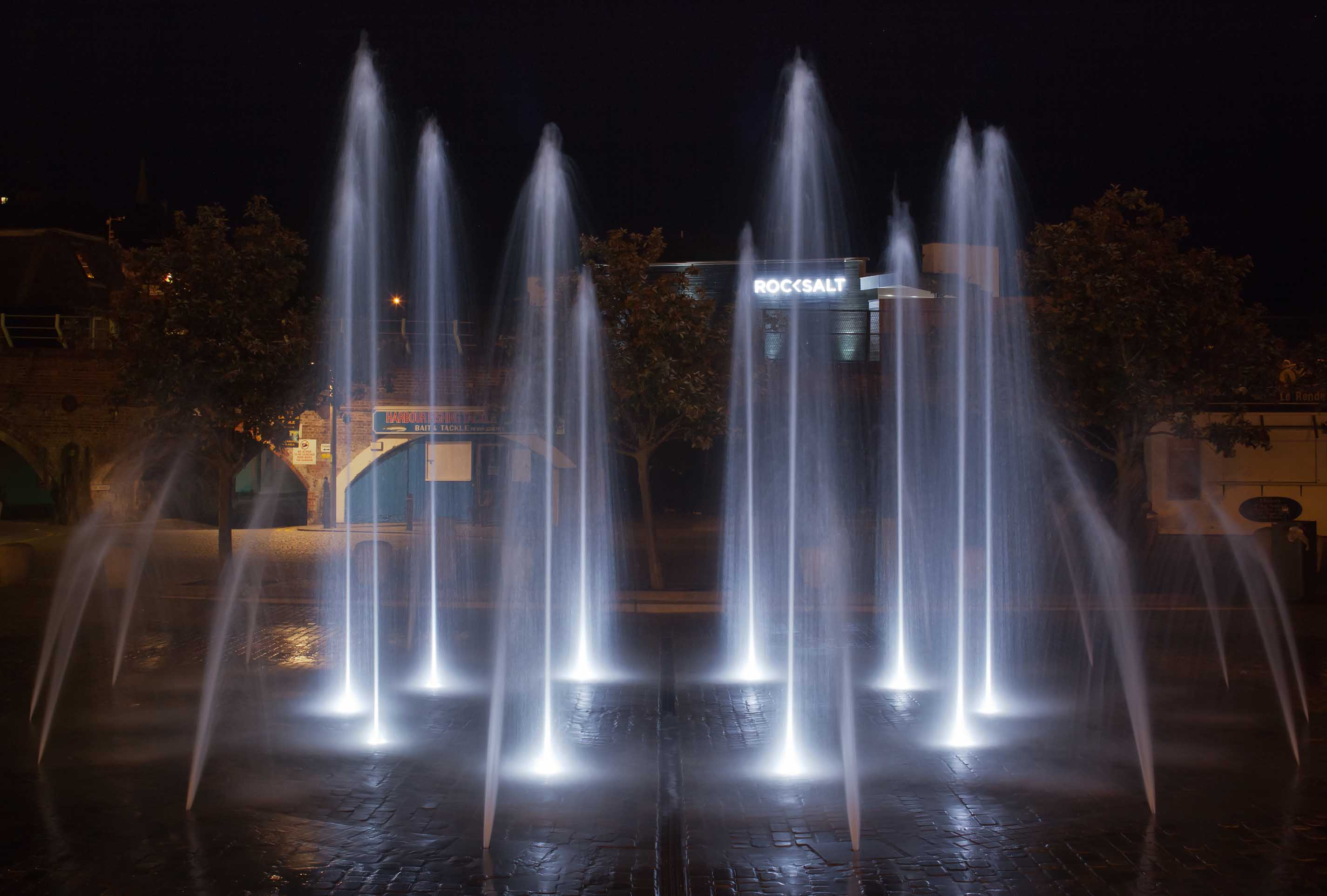 Fountain guys