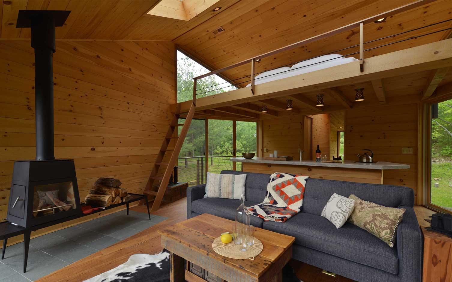 Inhabit Treehouse Antony Gibbon Designs Media Photos And Videos 8 Archello