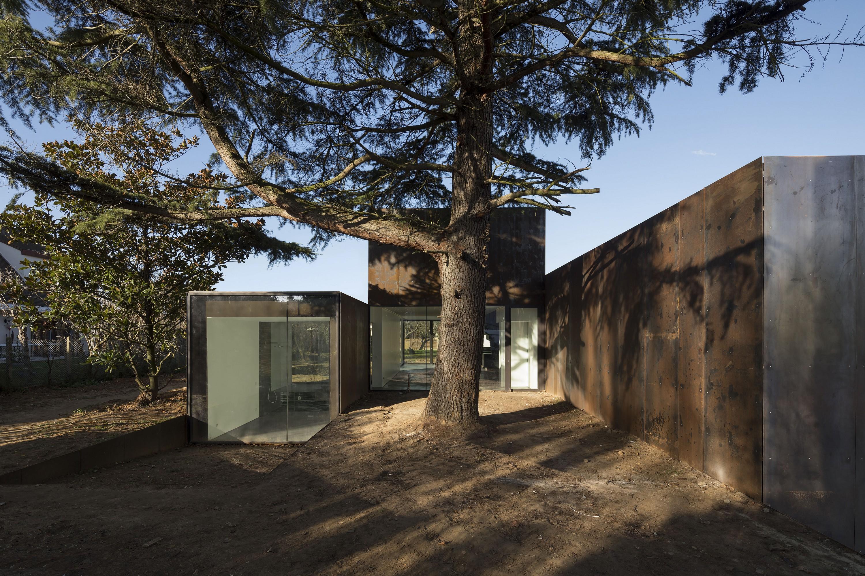 F c house a plus samuel delmas architectes archello for Delmas architecte