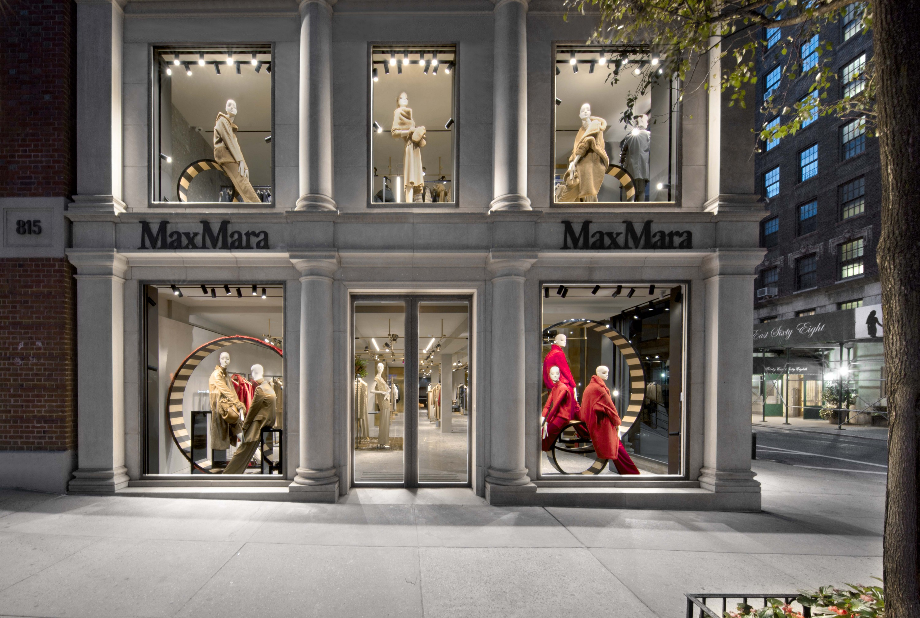 6b898cabee5 Max Mara boutique on Madison Avenue | Duccio Grassi Architects | Archello