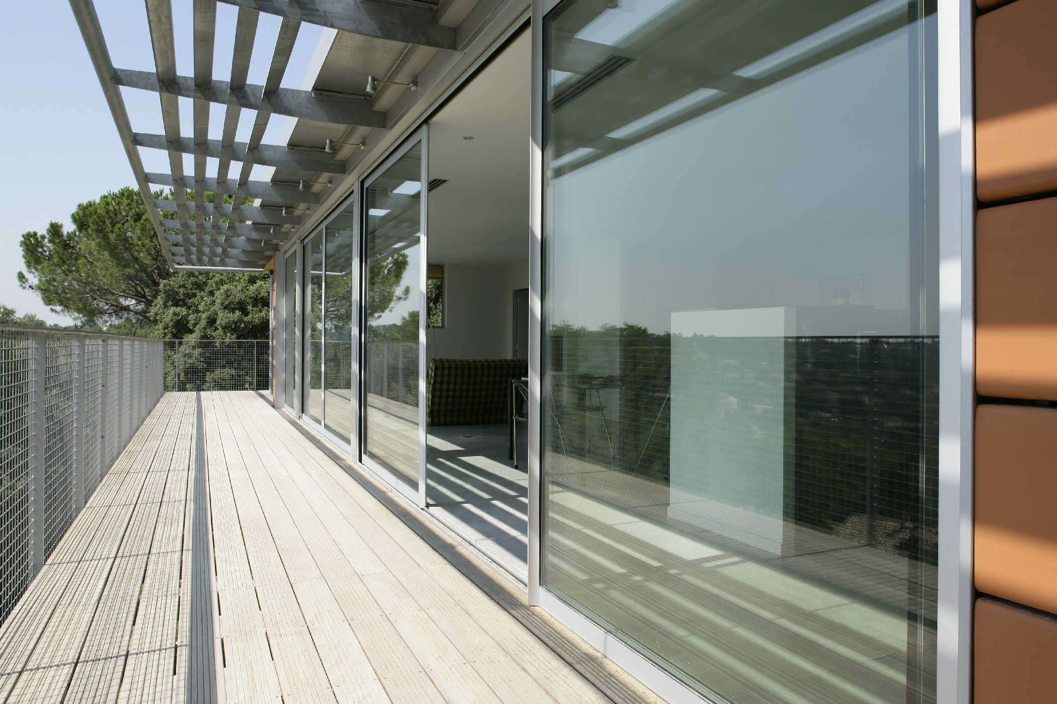 Gxi Sliding Window And Balcony Door System By Technal