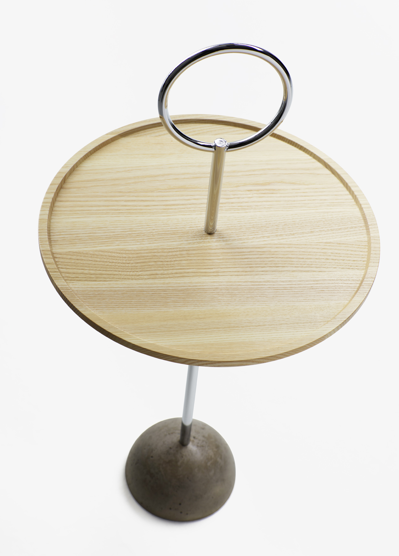 TABLE LOLLIPOP by Karl Andersson & Söner | Archello