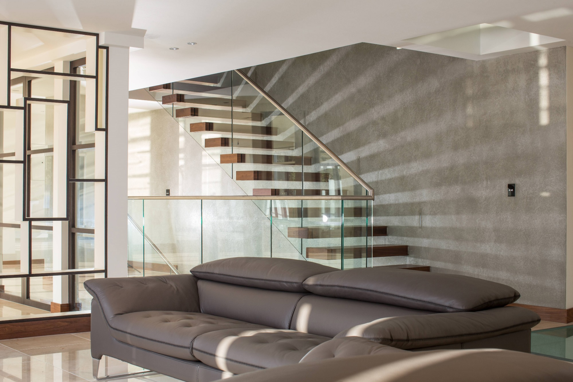 Bespoke Feature Staircase by Canal Engineering Limited | Archello