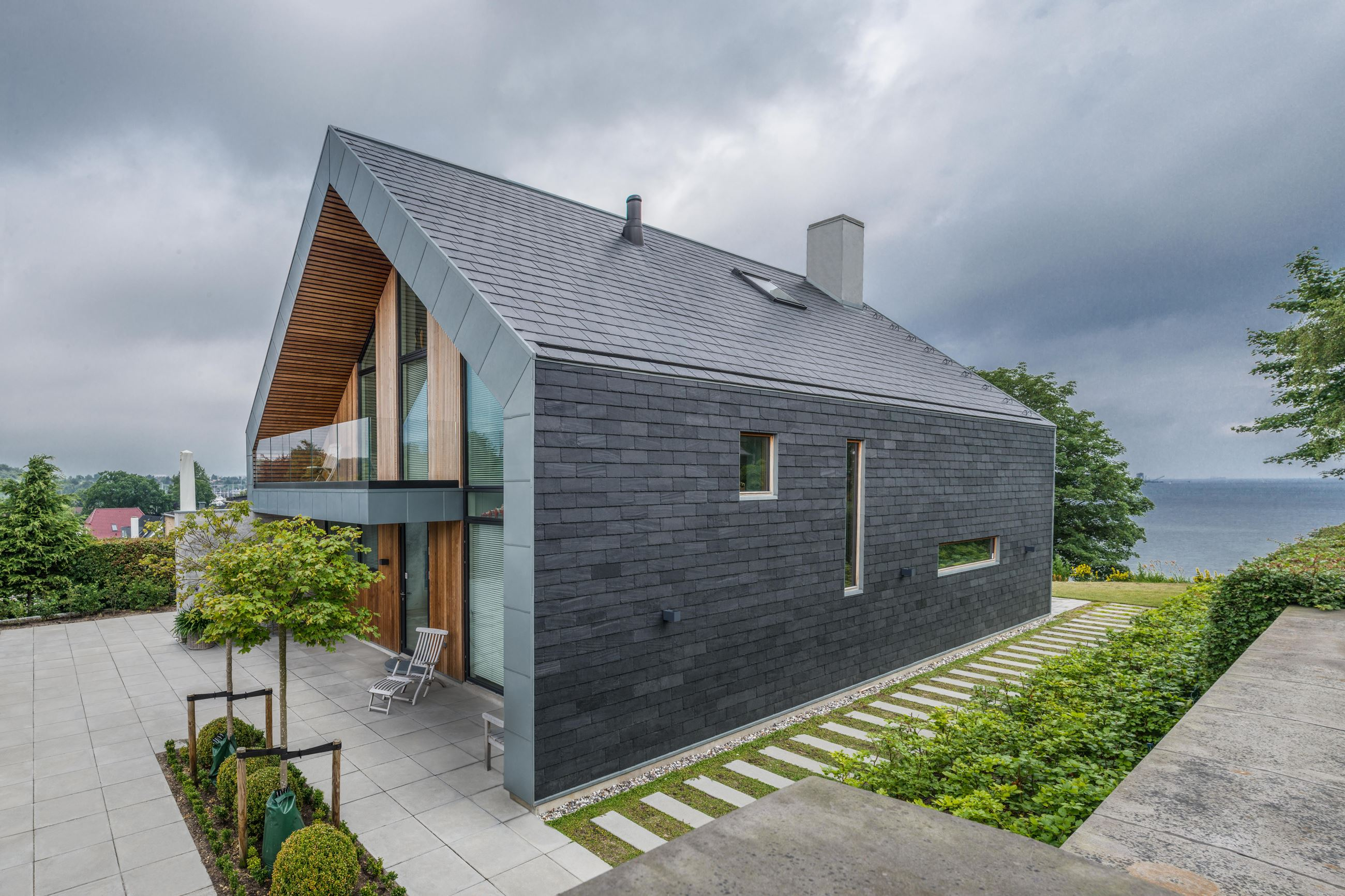 villa p cupa pizarras archello. Black Bedroom Furniture Sets. Home Design Ideas