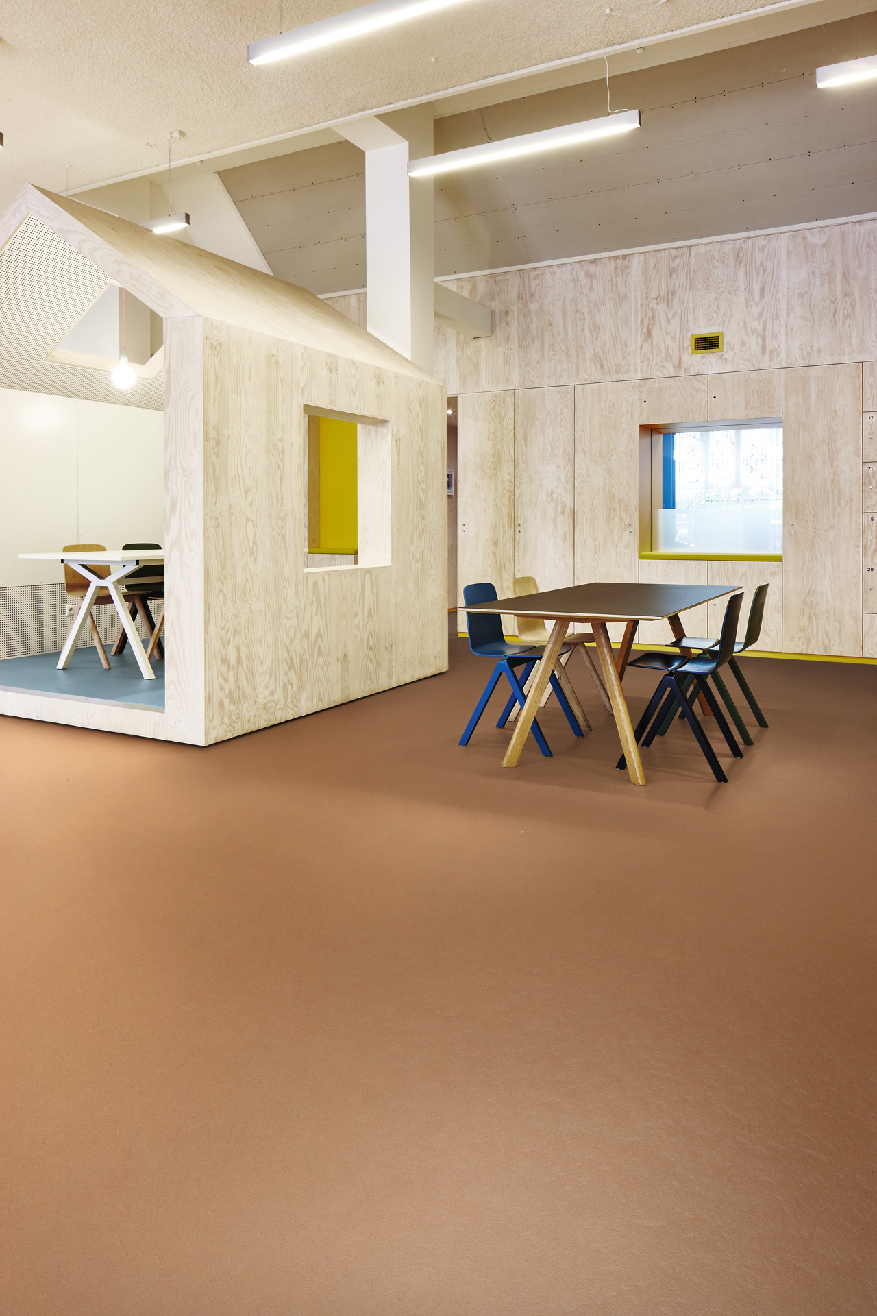 Marmoleum Walton Uni By Forbo Flooring Systems Archello