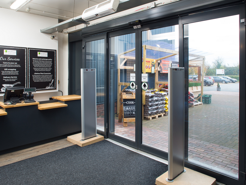Dura Glide Automatic Sliding Doors By Axis Automatic