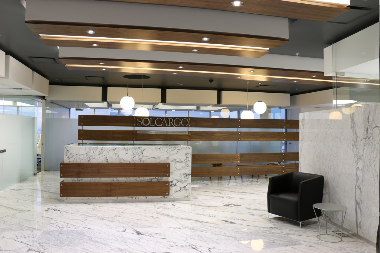 Solcargo - Eskema Arquitectos