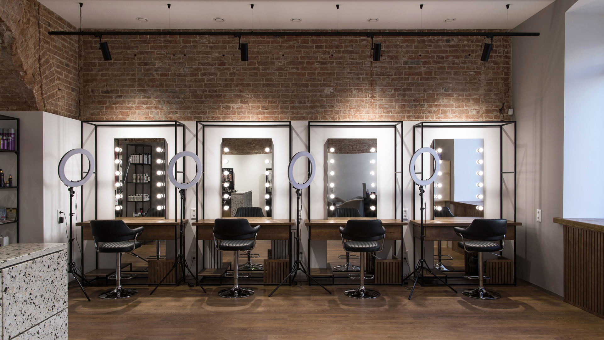 Interior Of Beauty Salon Chado Architectural Studio Archello