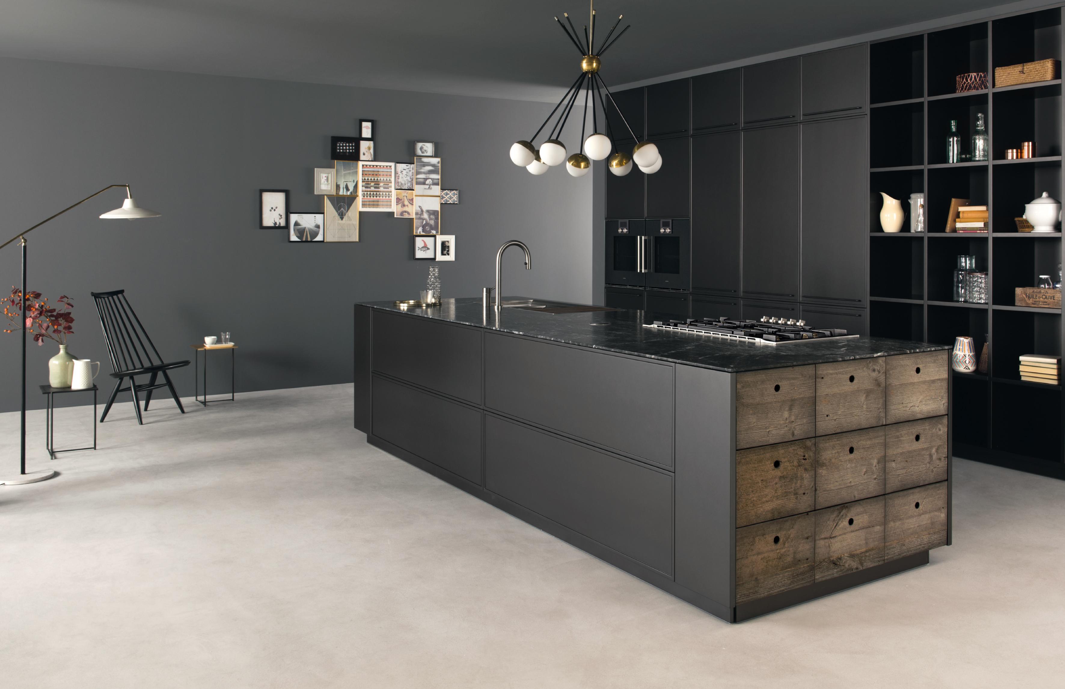 FACTORY Kitchen by Key Cucine  Archello