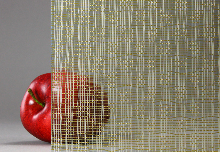 KOVA for Bendheim - Gold Basketweave