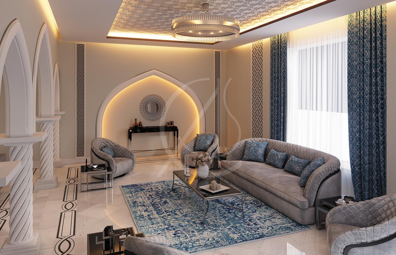 Modern Islamic Home Interior Design Comelite Architecture Structure And Interior Design Medios De Comunicacion Fotos Y Videos 2 Archello