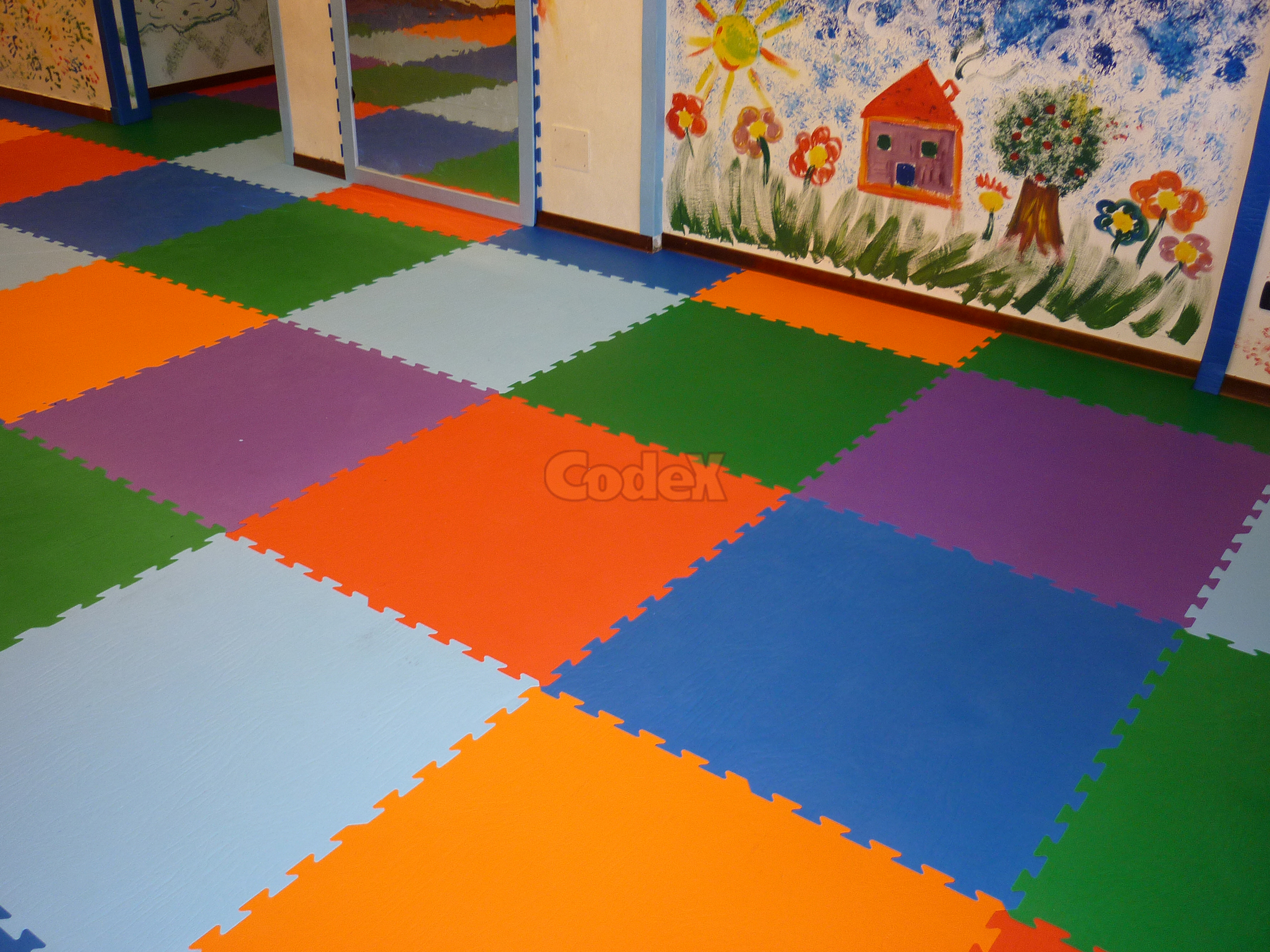 foam shipping sq baby multicolor orders product puzzle kids tiles multipurpose over free ottomanson ft interlocking mats on overstock x mat