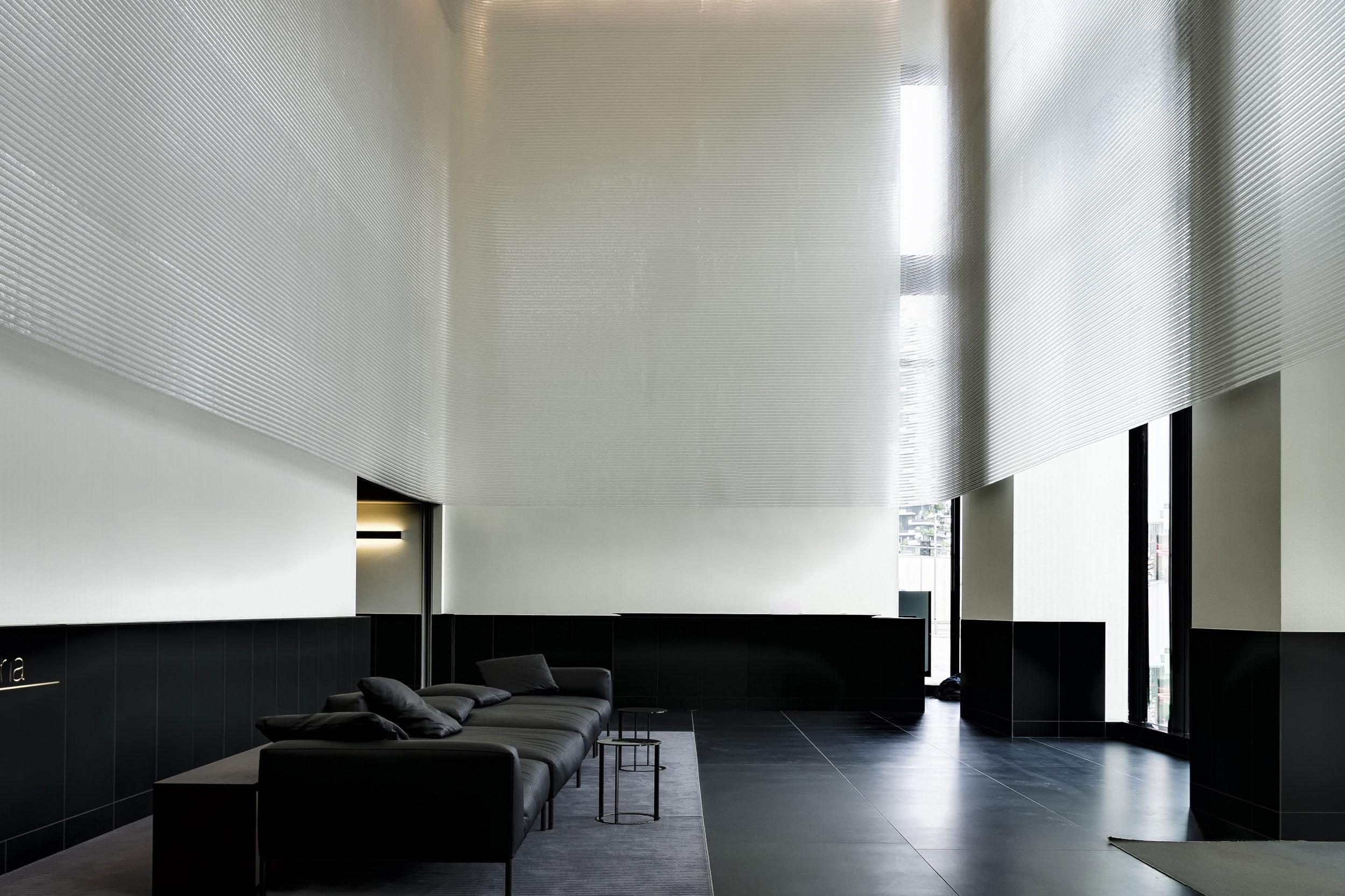 Solar Screen for Torre Solaria Apartments, Milan, Italy