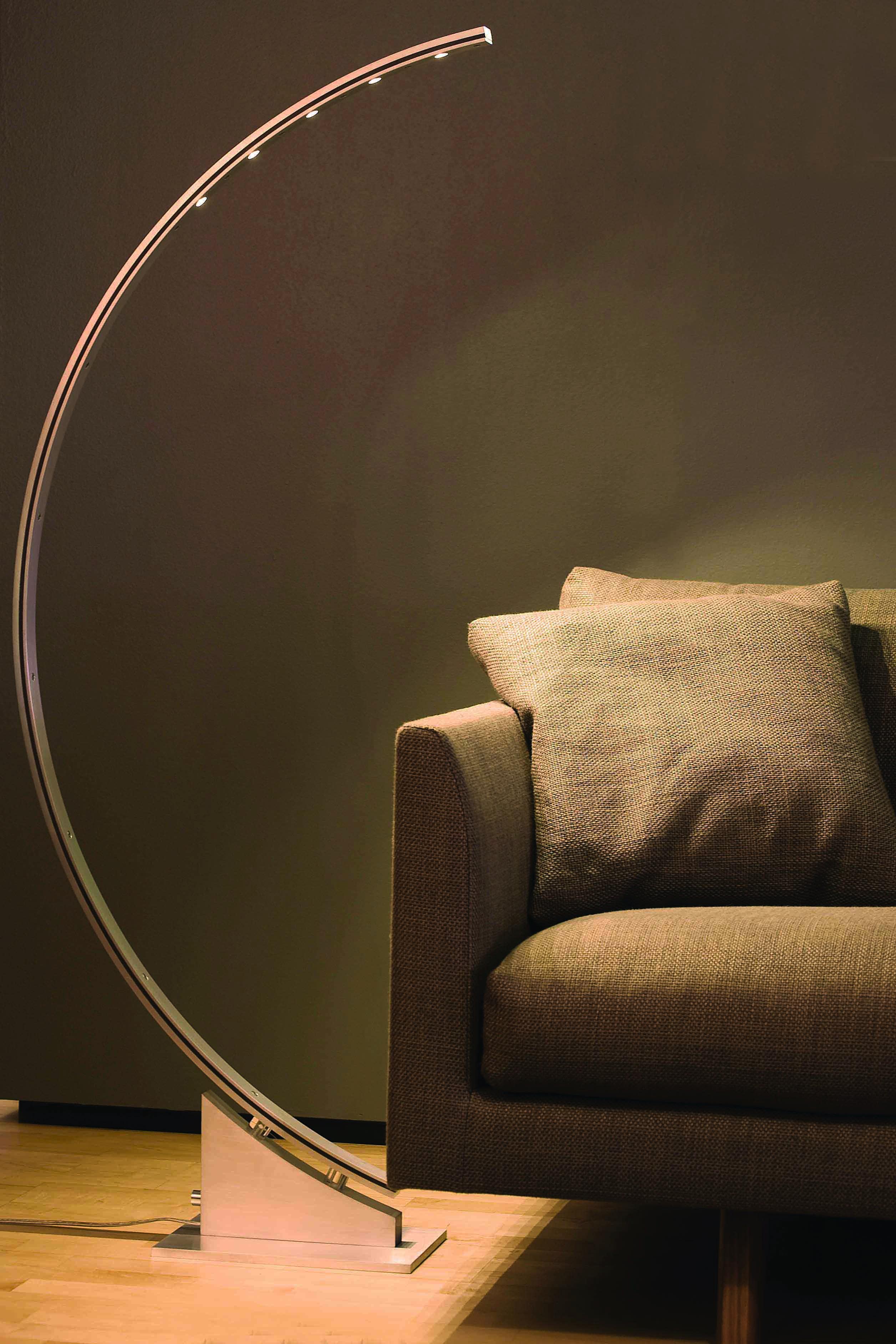 B.E.S. - Beautiful Energy Saver (free standing) by FERROLIGHT Design