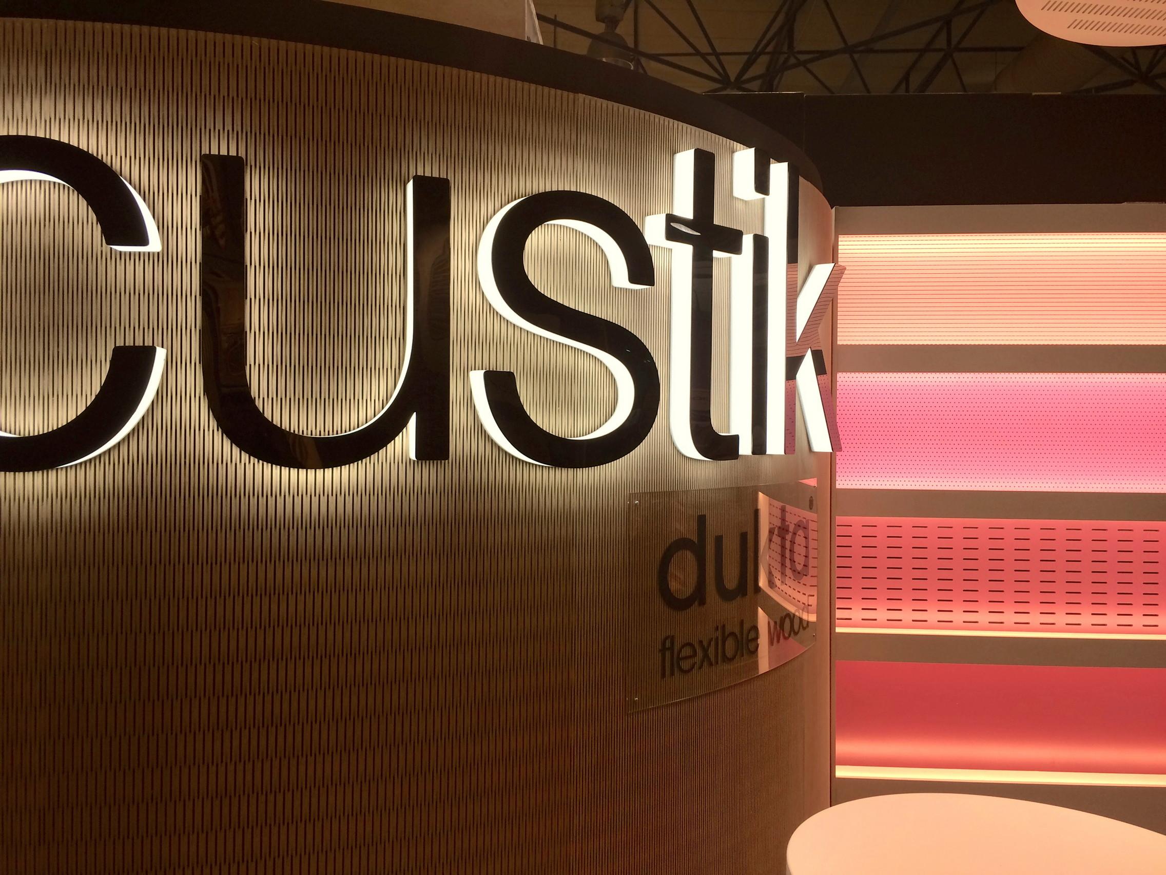Decustik - acoustic and decorative panels